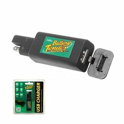 Battery Tender USB Charger for Quick Disconnect Harness Motorcycle Port Phone