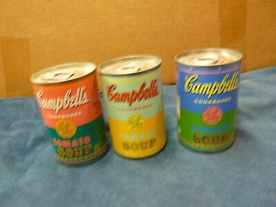 Campbell's Soup Andy Warhol