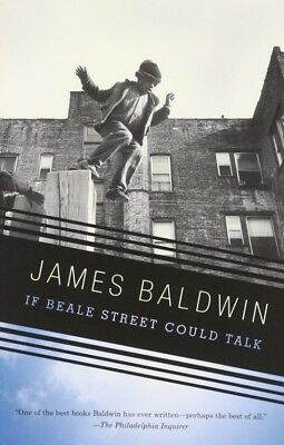 If Beale Street Could Talk (New Paperback) by James Baldwin