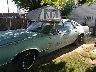 1977 Mercury Cougar  1977 4 Door Mercury Cougar ~ 351 Cleveland Engine