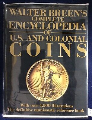 The monumental, Walter Breen's Compl Encyclopedia of Coins