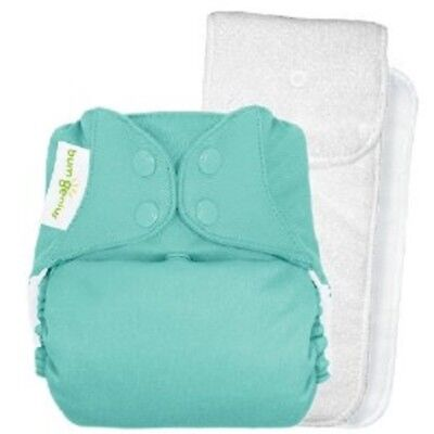 New in Package! BumGenius 4.0 Pocket One-Size Cloth Diaper - Mirror