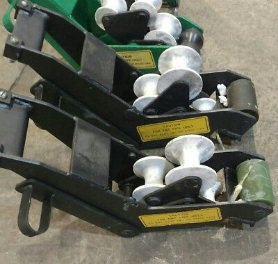 "Greenlee 555  1 1/2""-2"" Emt Support Roller Unit"