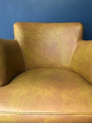 Vintage Mid Century Retro Lounge Club Chair