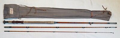 Martin James, Redditch 12' salmon fly fishing rod