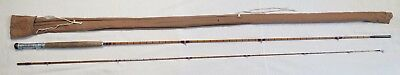 Custom made 9½' split cane trout fly fishing rod