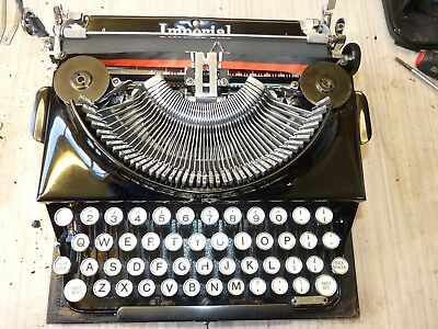 Imperial Good Companion 1 portable typewriter completely renovated