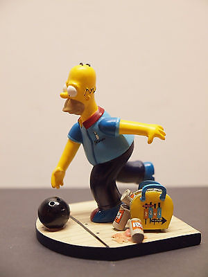 "Simpsons ""Spare Me"" ~ Misadventures of Homer ~ Hamilton Collection Figurine"