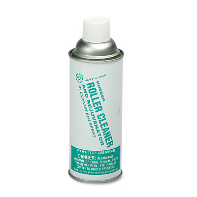 Rubber Roller Cleaner for Martin Yale Folders 13-oz. Spray Can 200