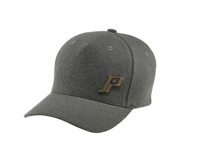 Genuine Pure Polaris Gray Throwback Flex-Fit Cap Lg/xlg Rzr Axys Indy 2865138