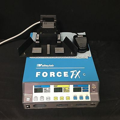 "Valleylab Force FX-C or -CS ""BIOMED CERTIFIED"". 3 month warranty!!!"
