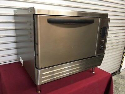 High Speed Rapid Accelerated Cook Convection Microwave Oven Turbo Chef NGC #6953