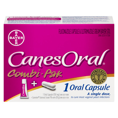 🇨🇦 CanesOral® – Oral Treatment - Combi-Pak with Cream From Canada*Private ID