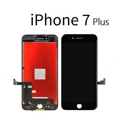 """For Apple iPhone 7 Plus 5.5"""" LCD Touch Screen Display Digitizer Assembly Black"""