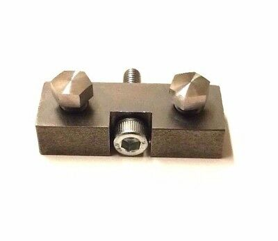 "Tool Holder Block for Mazak 100s 100II CNC Lathe Turret Face Clamp for 3/4"" OD"