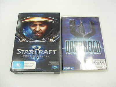2 x OLD PC Games