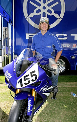 2007 Yamaha YZF-R  2007 Ben Bostrom Superstock Graves Yamaha YZF-R1 1 of 1