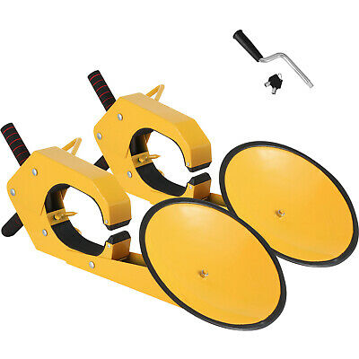 2PCS Parking Anti Theft Wheel Tire Claw Lock Clamp Reliable Trailer