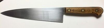 Russell 8 inch Chef's Knife-Used but very well cared for