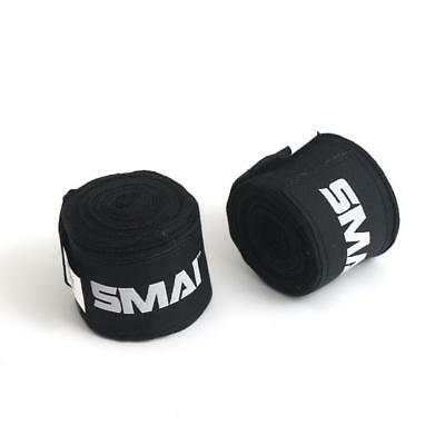 NEW SMAI Boxing Wraps 180 inch (pair) - Gloves Thai MMA UFC Punch Wrist Guard...