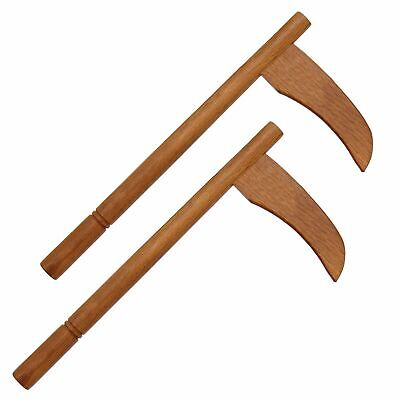 NEW SMAI Kama - Wooden - Training Fighting Competition Weapon - Martial Arts,...