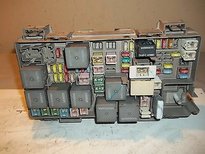 2007 07 jeep wrangler fuse box control power module 56049717aj tipm
