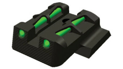 HIVIZ Sights Smith & Wesson M&P Shield Interchangeable Rear Sight-MPSLW11