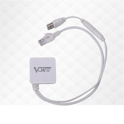 VONETS VAR11N-300 Wi-Fi to Ethernet Wireless AP Bridge Dongle Router Repeater