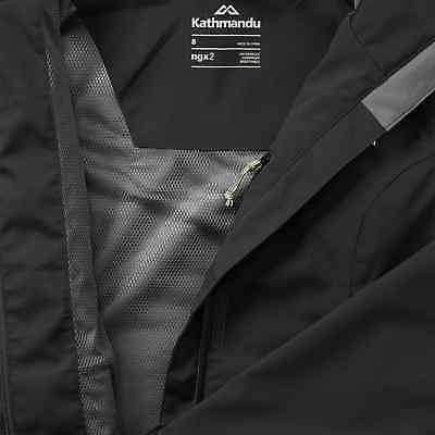 Kathmandu Andulo Women's 2 Layer Waterproof Jacket