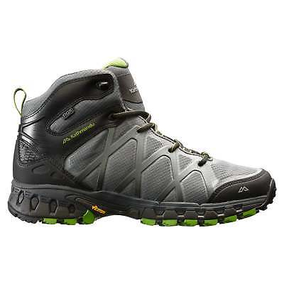 Kathmandu Arrowsmith II ngx Men's Vibram Rubber Waterproof Mid Hiking Boots