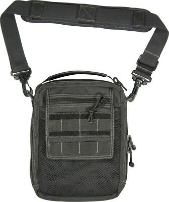 "Maxpedition NeatFreak Organizer Black 0211B 9 1/2"" x 7 1/2"" x 3"" closed. 1 1/2"""