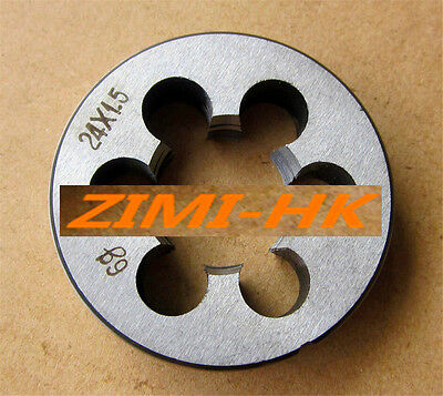 (1pcs) 39mm x 2 Metric Right hand Die M39 x 2 mm Pitch superior quality