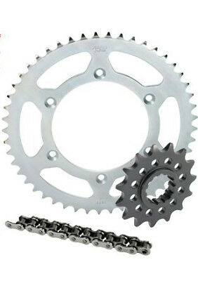 Ktm 250 Sx  Sxf Exc Egs Excf Chain And Sprocket Kit 1995-2017 Steel 13T  / 50T