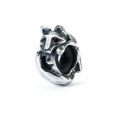 TROLLBEADS Stop in Argento Volpe TAGBE-20173