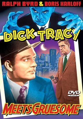 Dick Tracy Meets Gruesome NEW DVD