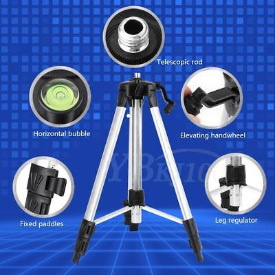 1.2M Tripod Level Stand for Auto Self Leveling Laser Level Measurement Tool Hot