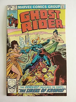Marvel - Ghost Rider January 1981 No. 52