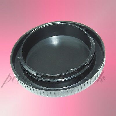 Camera Body Cap Dust Cover for Sony NEX E-mount lens NEX-5R NEX-6 Alpha A7 A3000