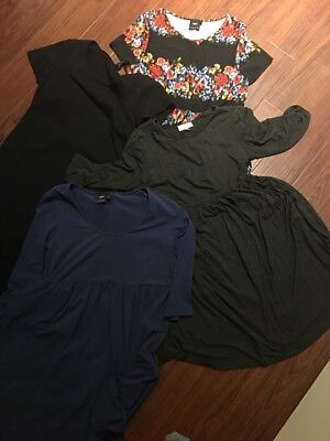 Maternity Dresses Bulk Size 14/12. Casual/work.