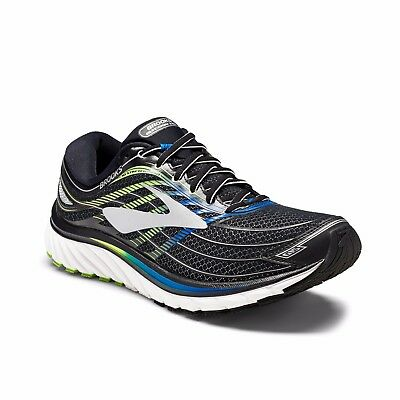 BROOKS GLYCERIN 15 Scarpe Running Uomo Neutral BLACK / E.BLUE 110258 1D 012