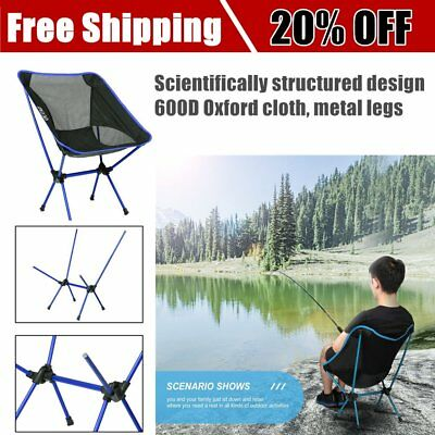 Ultralight Aluminum Alloy Folding Fishing Chair For Outdoor Activities/Camping P