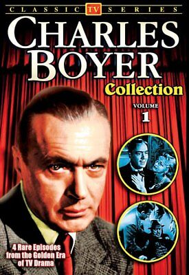 Charles Boyer Collection: Volume 1 NEW DVD