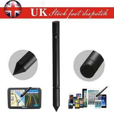 Universal 2in1 Touch Screen Pen Stylus For iPhone iPad Tablet Samsung Phone GPS
