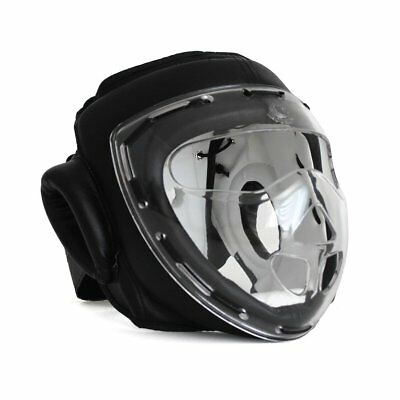 NEW SMAI Head Full Face Guard Gear Helmet Protector - Gladiator - Martial Art...