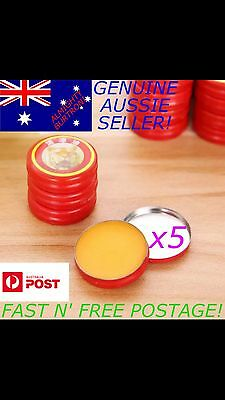 5x Tiger Balm Muscle Ache Headache Flu Pain Relief qingliangyou Massage Ointment