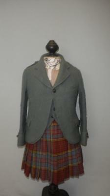 Vintage Copland & Lye - Paisleys Ltd - 3 Piece Boys- Kilt, Waist Coat & Jacket-