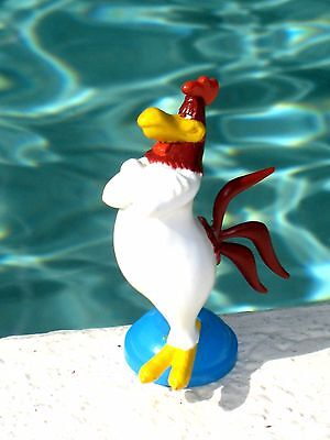 "WB Foghorn Leghorn PVC Figure 2.5""  Warner Brothers Looney Tunes cake topper toy"