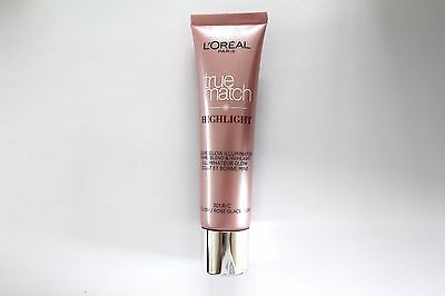 L'Oreal True Match Highlight Liquid Glow Illuminator 30ml - 301.R/C Icy Glow
