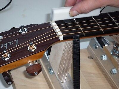 TECHNOFRET NUT ROCKER for accurate guitar and mandolin set up