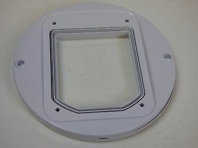 Cat Mate Cat Flap Adapter Kit for Walls and Glass Panels NEW OPEN BOX